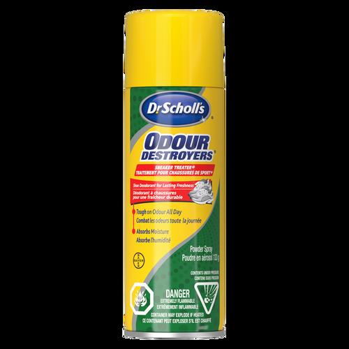 Dr. Scholl's® Odour Destroyers® Sneaker Treater® Spray 133 g -  DRS-032966
