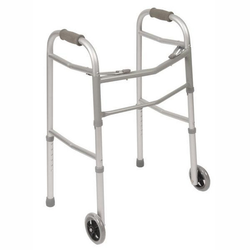 Airway Surgical Walker Double Release with Wheels & Ski | UPC: 48503505219