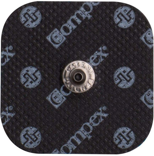 """Compex Performance Snap Electrodes 2"""" x 2""""- 4 Pack -  DJO-42215"""