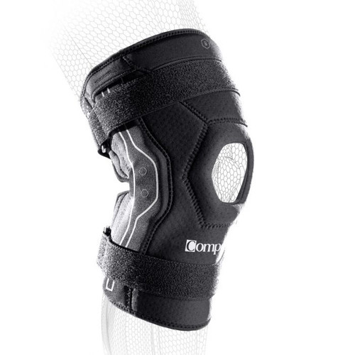 Compex Bionic Knee Brace Black    83-0001-L, 83-0001-M,  83-0001-S,  83-0001-XL, 83-0001-XS,