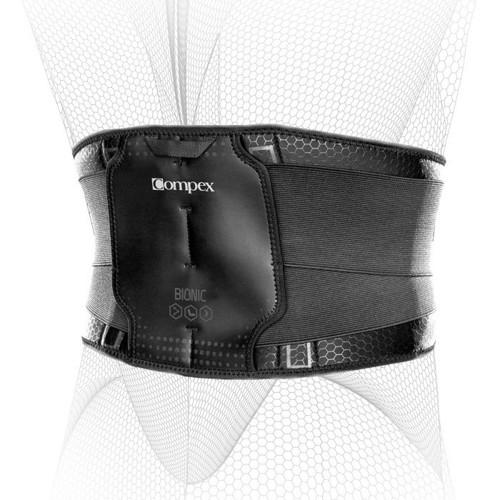Compex Bionic Back Wrap Black    83-0004-L, 83-0004-M, 83-0004-S, 83-0004-XL, 83-0004-XS
