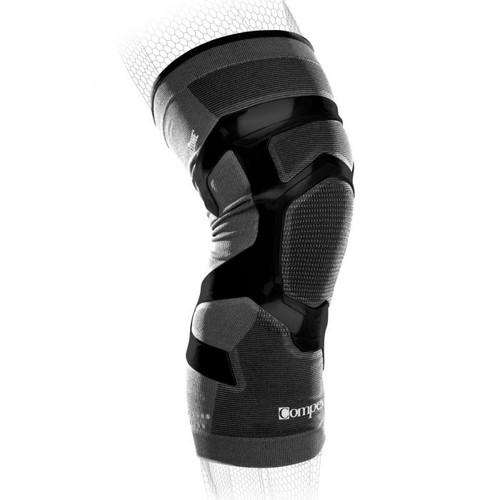Compex Trizone Knee Sleeve Black -