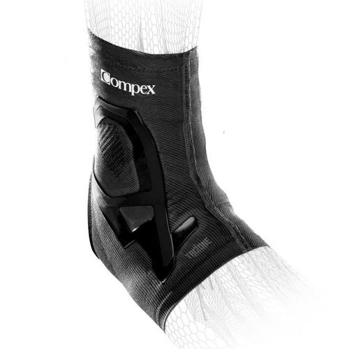 Compex Trizone Ankle Sleeve Black -