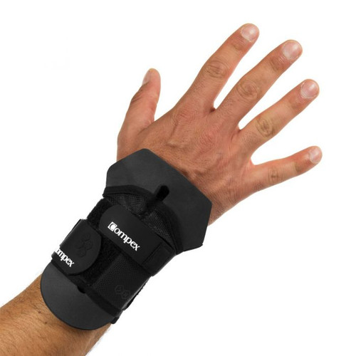 Compex Wrist Wrap Brace Black -