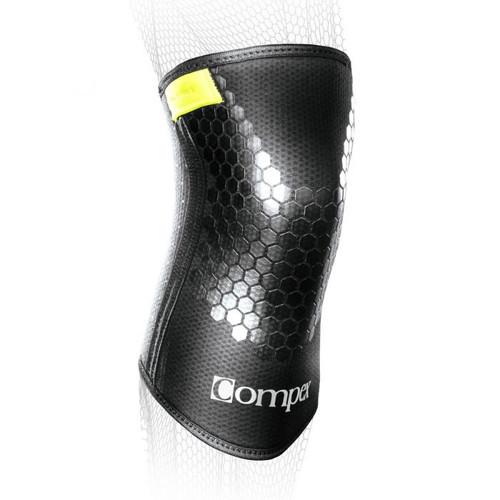 Compex Power Knee Sleeve Black Image  83-0025-L, 83-0025-M, 83-0025-S, 83-0025-XL, 83-0025-XS