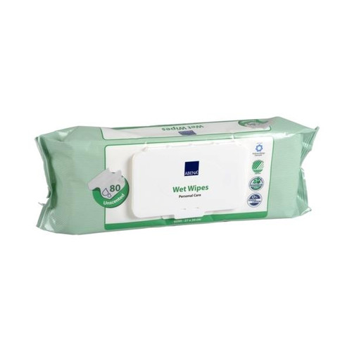 Abena Wet Wipes package | 5703538358746, 5703538223914, 5703538045455