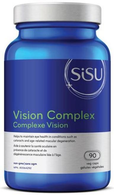 Sisu Vision Complex 90 Veg Capsules   777672011770