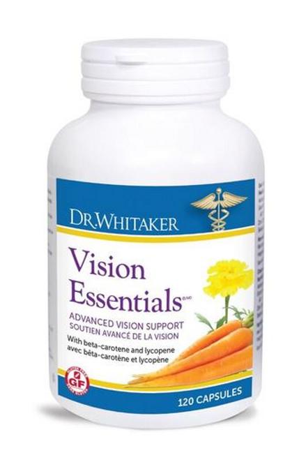 Dr. Whitaker Vision Essentials Capsules | 851562005404