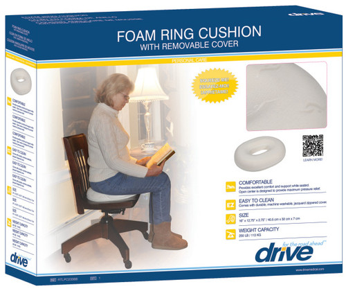 Foam Ring Cushion by Drive