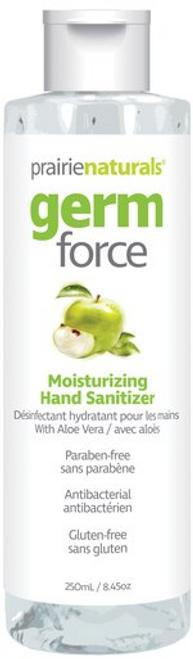 Prairie Naturals Germ Force Moisturizing Hand Sanitizer 250mL | 067953021025