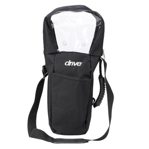 Drive Medical Oxygen D Cylinder Shoulder Carry Bag - Front | 822383104263