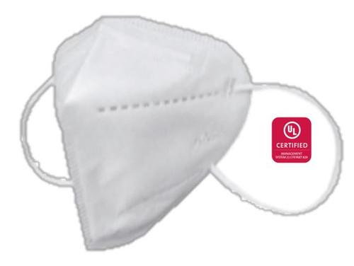 HoMedics KN95 Protective Respirator Masks for Single Use -