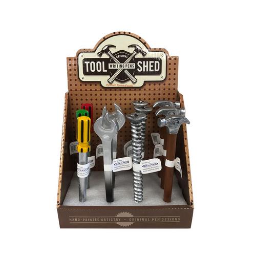 Relaxus Novelty Tool Pens   535098   628949350989