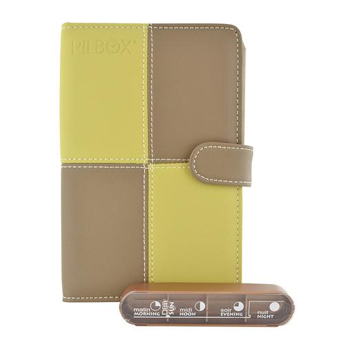 BIOS Medical Pillbox Wallet - Model LF338