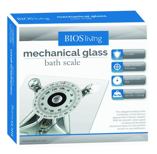 BIOS Medical BIOS Living Mechanical Glass Bath Scale | SC424 | 057475934248