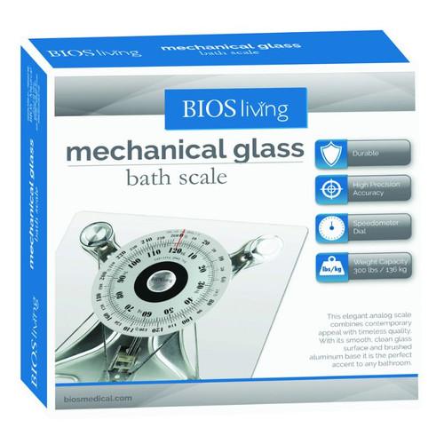 BIOS Medical BIOS Living Mechanical Glass Bath Scale | SC424 | 057475934248