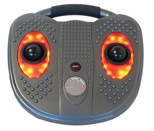 Relaxus Thermo Pro Electric Foot Massager | UPC: 628949032182 |  SKU: REL-703218