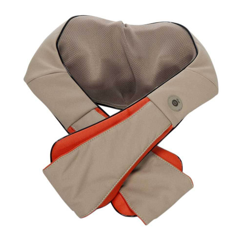 Relaxus Shiatsu Kneader Neck and Body Massage Wrap -  REL-703226