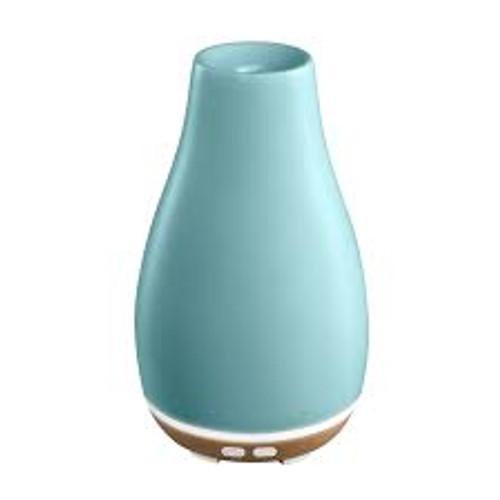 Ellia Blossom Ultrasonic Essential Oil Diffuser - Blue | UPC: 031262072696