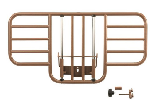 ProBasics Clamp-On Half Length Bed Rails (Pair) | PB7035 | 815067071302