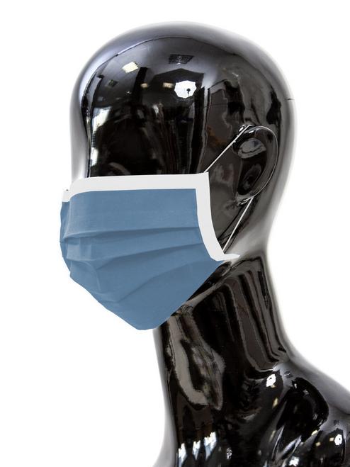 Mobb Reusable & Washable Earloop Face Masks - 2 Pack (Assorted Colours) -  MOB-WFM2