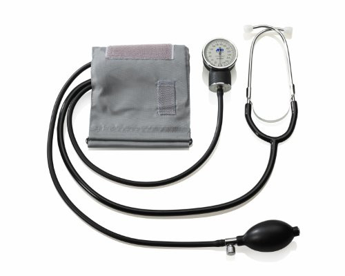 "Lifesource Home Blood Pressure Kit Adult Cuff 10"" - 14"" -  LFS-UA-101"