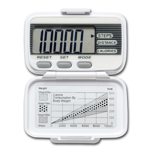 LifeSource Digital Pedometer | XL15 | 093764602269