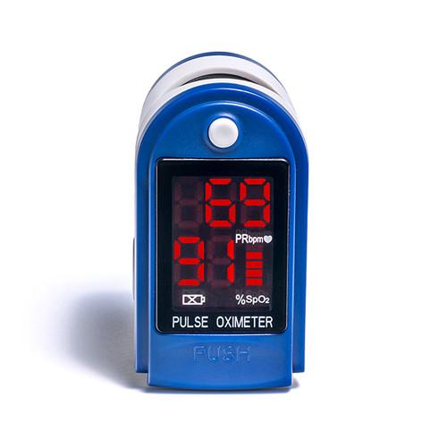 LifeSource Pulse Oximeter | UP-100CN | 093764603945
