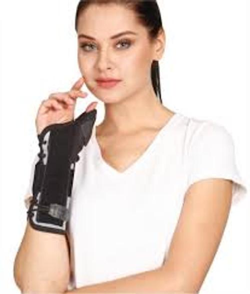 Tynor Forearm Wrist Splint with Thumb   840003811148; 840003811131; 840003811124; 840003811155