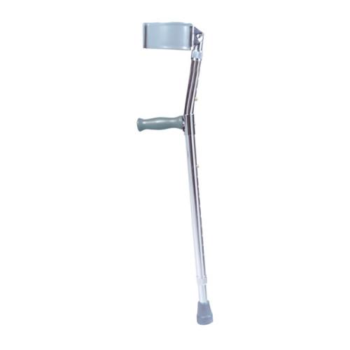 Drive Medical Steel Forearm Crutches | UPC: 822383101583 | 10403