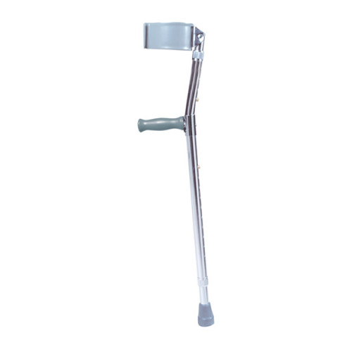 Drive Medical Steel Forearm Crutches | UPC: 822383101583 | 10403