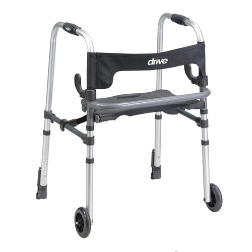 Drive Medical Clever-Lite LS, Adult Walker -  DRI-10233