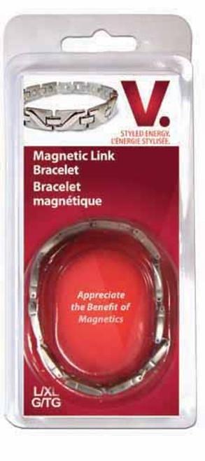 Magnetic Link Bracelet Large / Extra Large -  LIA-PS325L