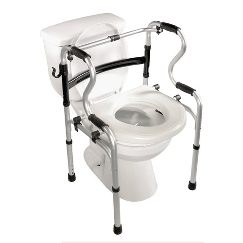 Airway Surgical PCP 5-in-1 Mobility & Bathroom Aid - Raised Toilet Seat | 048503502409