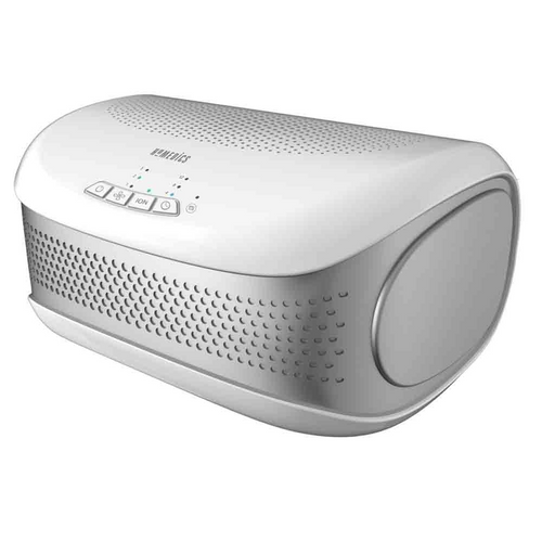 HoMedics TotalClean Desktop Air Purifier - HEPA-Type Filtration -  HOM-AP-DT10WT-CA