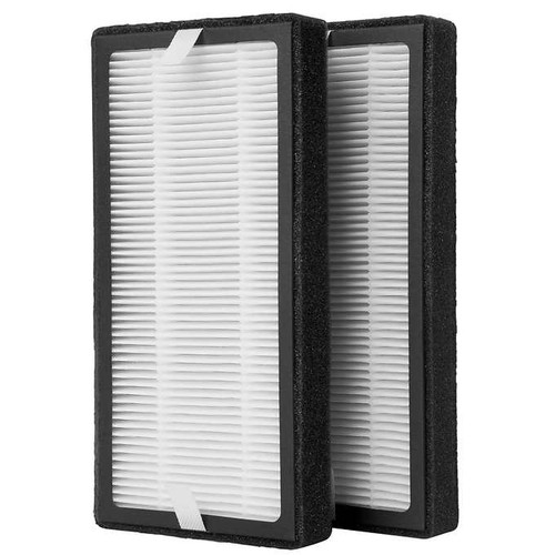 HoMedics TotalClean Replacement Hepa-Type Filters 2-Pack | AP-DT10FL | 031262090362