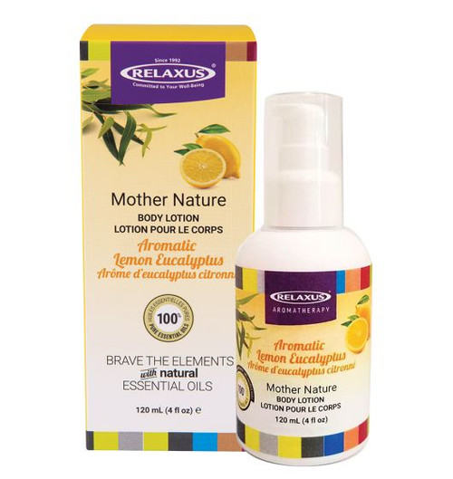 Relaxus Mother Nature Body Lotion 120 ml -  REL-505496