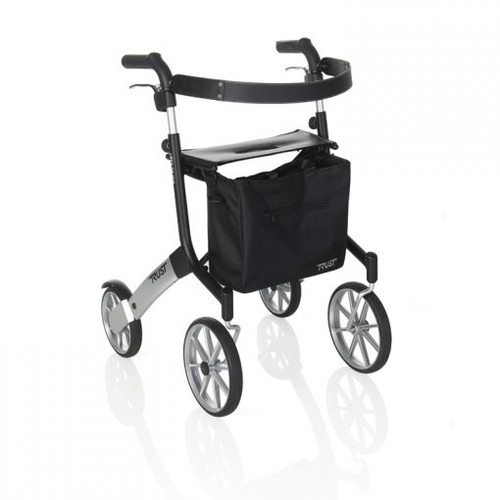 Stander Let's Go Out Rollator by Trust Care   850015994074, 850015994050, 850015994067