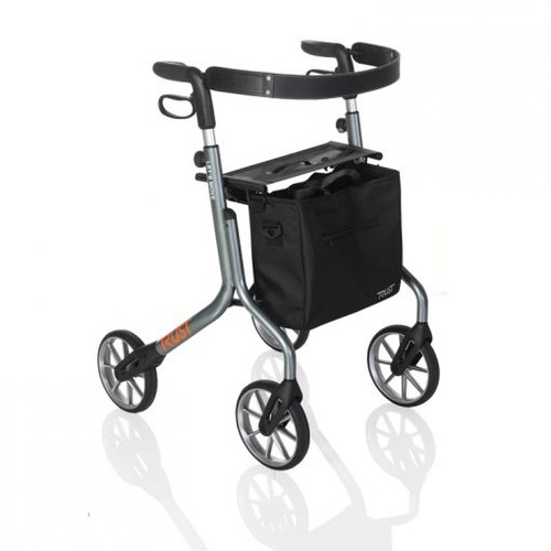 Stander Let's Move Rollator by Trust Care | 850015994128, 850015994135