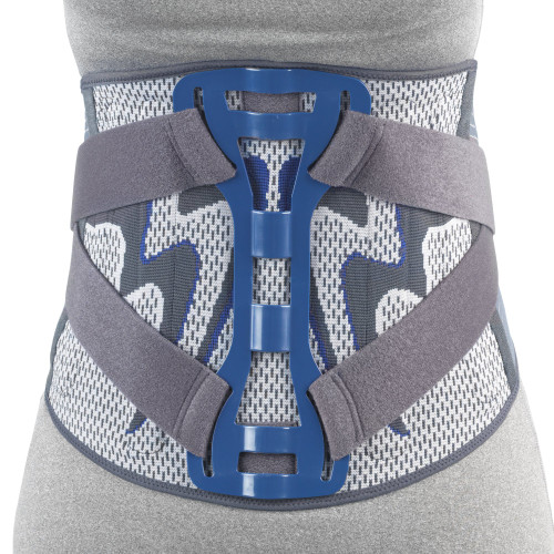 Airway Surgical OTC Theratex Rigid Lumbosacral Support Grey | Code: 2883-M | 2883-L | 2883-XL | 2883-2L