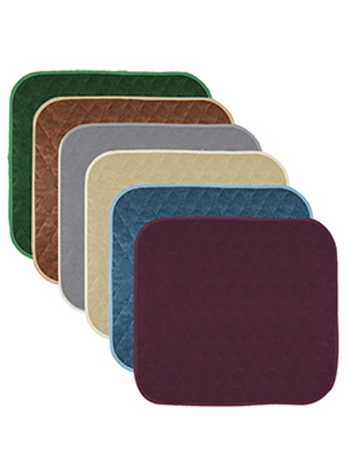 Priva Absorbent Washable Waterproof Seat Protector Pad -