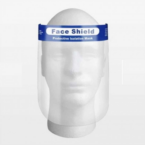 Dr. Ho's Face Shields (Protective Isolation Mask) - Pack of 10 -  DRH-9200