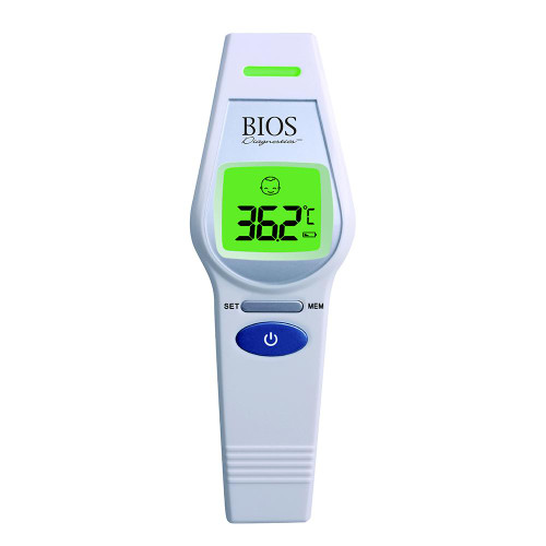 Bios Diagnostics Non-Contact Forehead Thermometer | 275DI | 057475492755