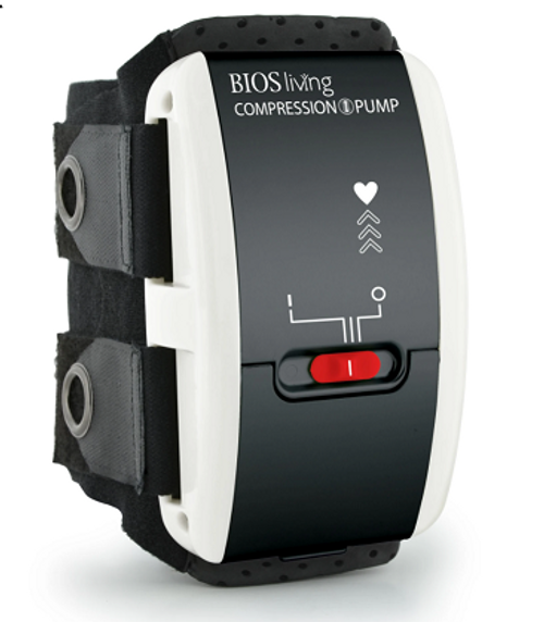 Bios Medical Bios Living Compression Pump   UPC: 057475620035   SKU: BIO-62003