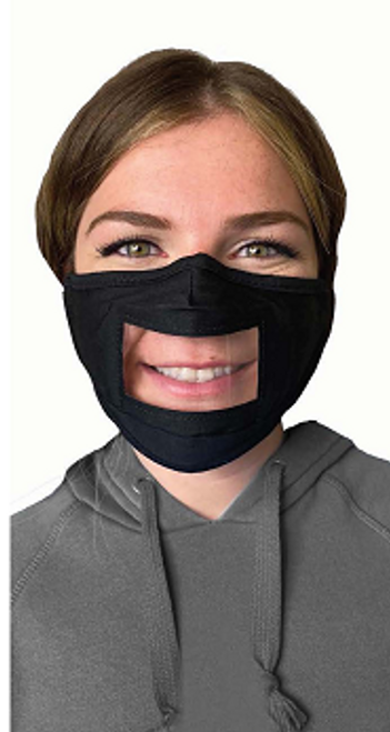 Bios Medical See Thru Face Mask (Assorted Colours) | 52020, 52021, 52022 | 057475520205, 057475520212, 057475520229