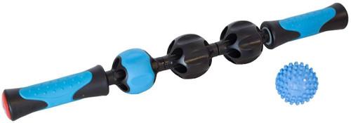 ProStretch Addaday Type X2 Stick Massage Roller With Footy Massage Ball -  PST-S02404