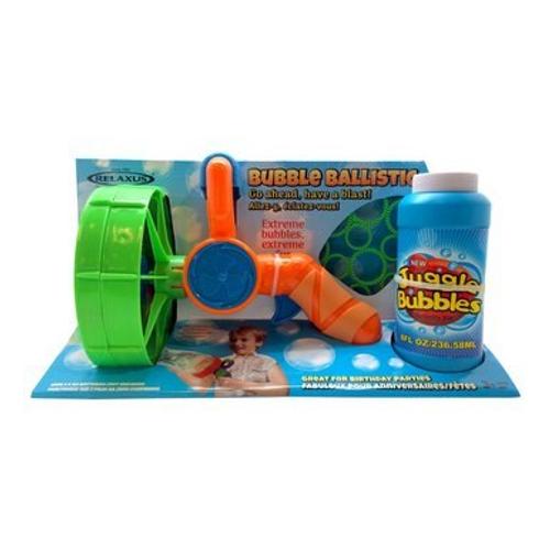 Relaxus Bubble Ballistic Bubble Blower -  REL-525590