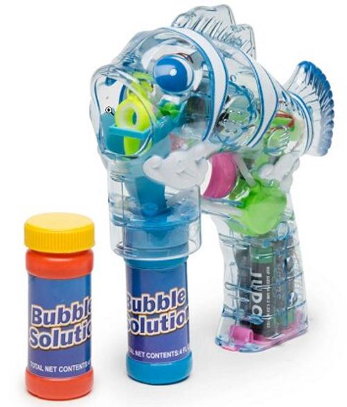 Relaxus Deep Sea Blaster Bubble Blower -  REL-525554