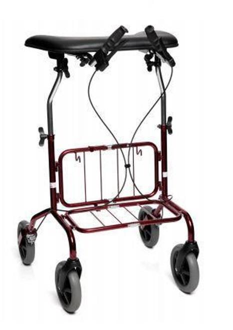 Human Care Rebel TW 72 Rollator With Basket -  HMC-234