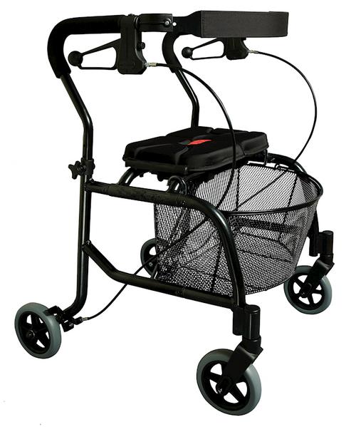 "Human Care Nexus One Rollator | 20"" MPN: 490020 | 22"" MPN: 490022"